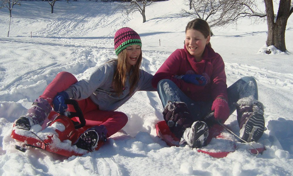 Sledding has got a long tradition here