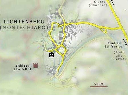 Directions Hof am Schloss