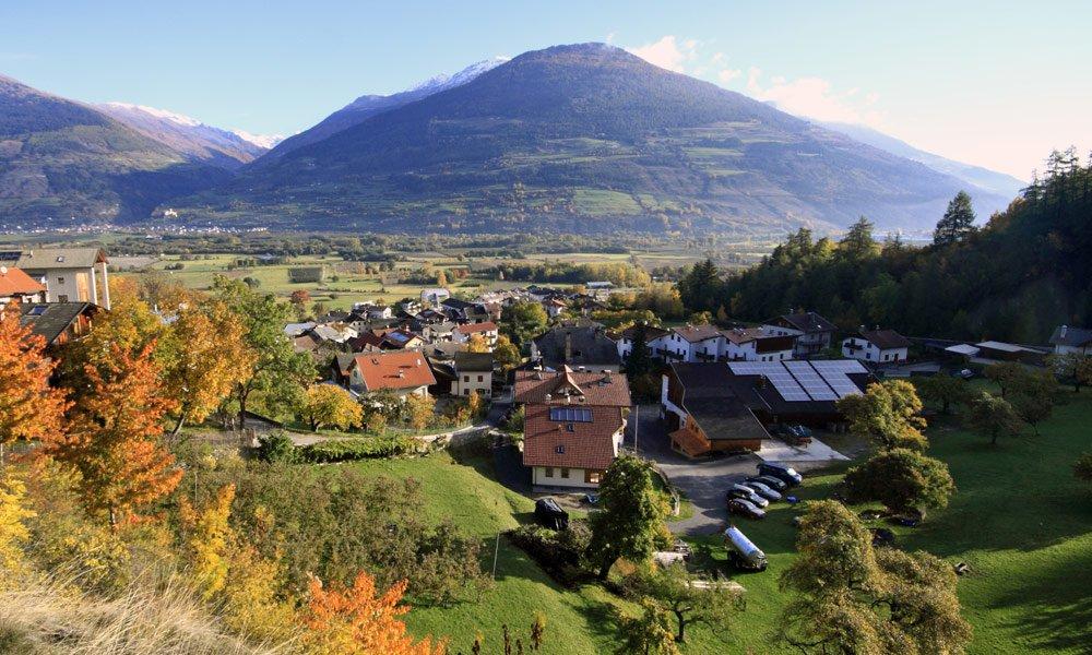 Holiday in Vinschgau