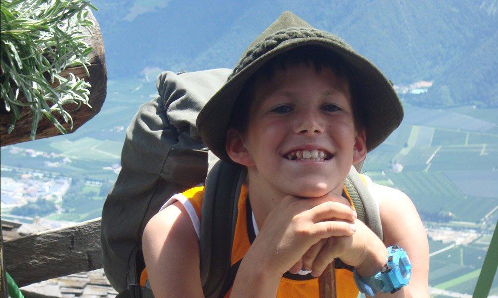 Gipfeltour auf den Chavalatsch
